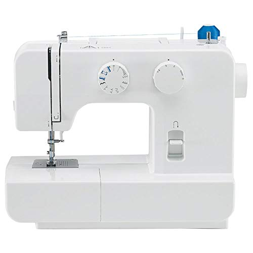 SHENGDAFASHANGCHENG Sewing Machine, Lightweight, Full Featured,Electric Handheld Embroidery Overlock Quick Multi-Function Entry-Level Sewing Machine Small Desktop Househol