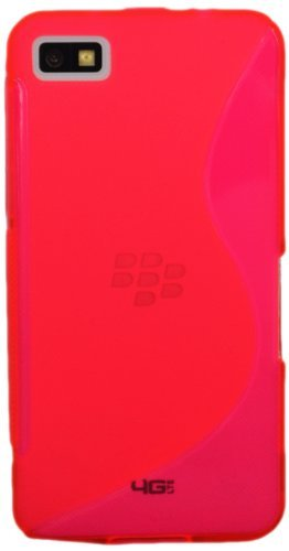 Katinkas Wave Soft Cover per Blackberry Z10, Rosa