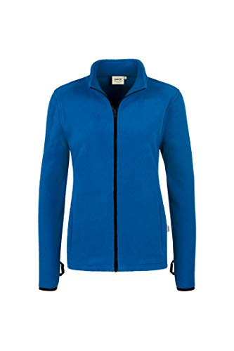 Hakro Woman Heavy Fleece Jacke Yukon, HK237-royal, M