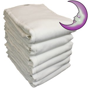 LeakMaster Night Weight Prefold Diaper