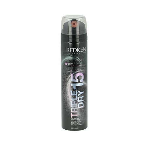 REDKEN Dry 15, Haarspray für leichte, griffige Looks, 250 ml