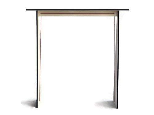 Sehr schmaler konsolentisch holz in vielen farben Konsolentische moderne Designer tisch extra schmal Moderner konsole wohnzimmer design flur kurz Hinter dem sofatisch dünn Kühlerdeckel modern