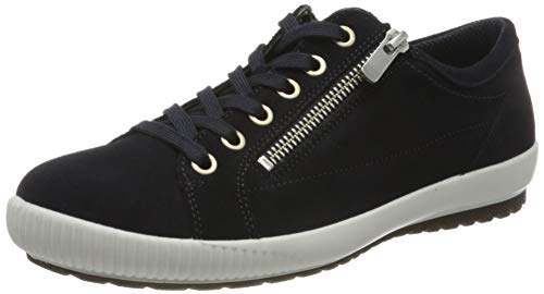 Legero Damen Tanaro Sneaker, Blau Oceano Blau 83, 38 EU (Herstellergröße: 5 UK)