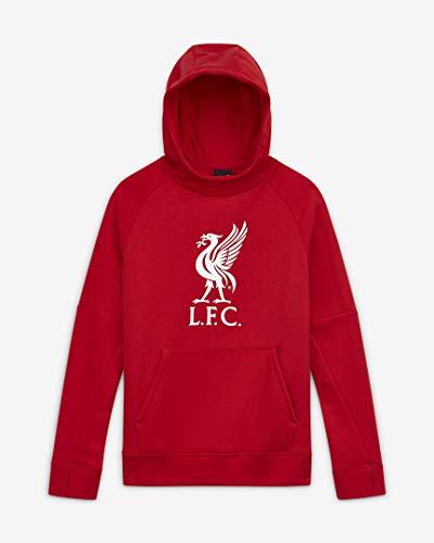Nike Liverpool Felpa Cappuccio 2020-21 (L 147-158cm 12-13YRS)
