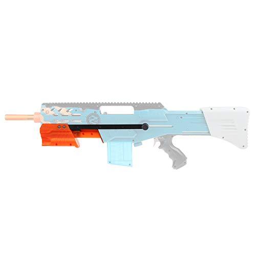 WORKER F10555 NO.188 Accesorio de Disparo (Naranja) para NERF Longshot CS-12 Blaster