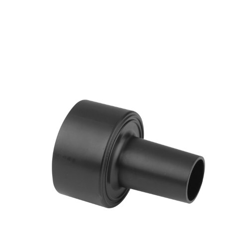 WORKSHOP Wet/Dry Vacs Vacuum Adapter WS25011A 2-1/2-Inch To 1-1/4-Inch Universal Shop Vacuum Hose Adapter for Shop Vacuum Accessories, Black