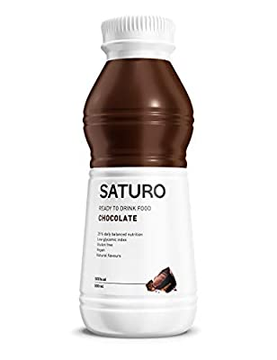 Meal Replacement Shake Saturo, Nutritional Shake with Protein by Saturo