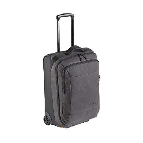 VAUDE Sotschi Waxed, Phantom Black Unisex Handgepäcktasche, One Size