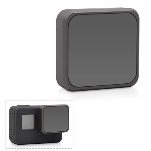 LENSKINS ND8 Filter for GoPro Hero 7 Black/Hero 6 Black/Hero 5 Black, Japanese AGC Optical Glass, 18-LayerMulti-Resistant Coated, Push-on Mounted, Weather-Sealed with Lens Cloth