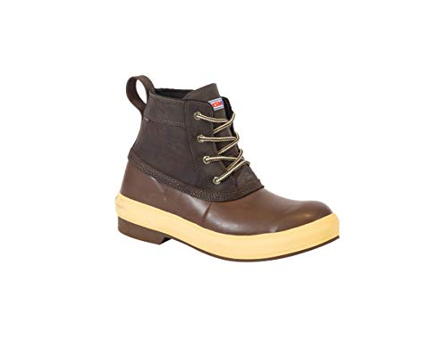 Xtratuf Men's 6 in Legacy Lace Boot Brown, 9