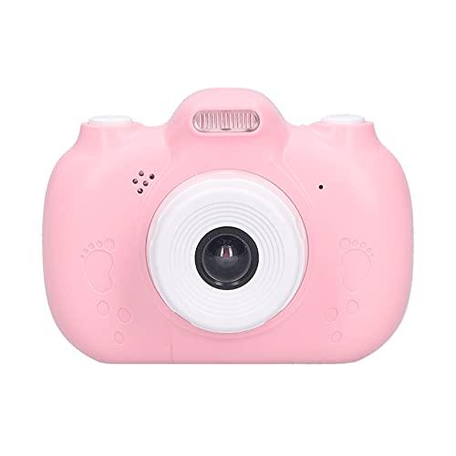 KUIDAMOS Cámara Digital portátil, USB Recargable de Doble Lente Mini cámaras Digitales para niños Regalo de niños para Regalo de cumpleaños