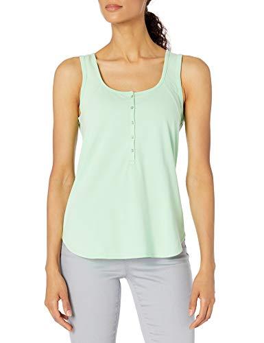 Prana Camiseta sin Mangas de Cardo para Mujer, Mujer, W11202001, Mojito, S