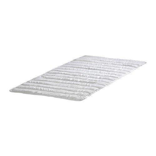 IKEA NATTLIG Matratzenschoner in weiß; wasserdicht; (70x160 cm)