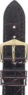 Genuine Croco Selection - Cuchillo (18 mm), color marrón