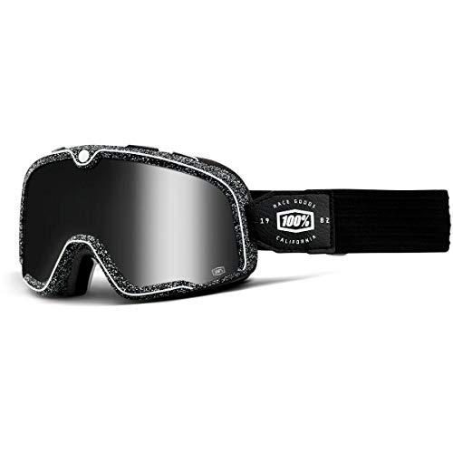 100% Unisex Barstow Motocross-/Radbrille Einheitsgröße Lärm