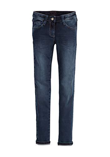 s.Oliver Mädchen 73.909.71.3356 Jeans, Blau (Blue Denim Stretch 57z6), 134 (Herstellergröße: 134/REG)
