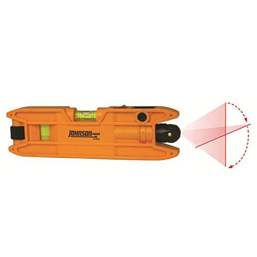 Johnson Level & Tool 40-0915 Torpedo Laser Level,