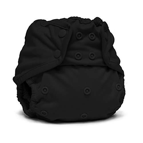 Kanga Care Rumparooz One Size Reusable Cloth Diaper Cover Snap | Phantom 6-35 lbs