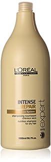 L'Oréal Professionnel Intense Repair Shampoo, 1er Pack (1x 1500 ml) (B000UUH6NY) | Amazon price tracker / tracking, Amazon price history charts, Amazon price watches, Amazon price drop alerts