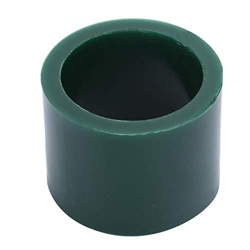 Carving Wax Ring Tube Hochwertige Modelle zur Herstellung von grünen Wachsarmbändern, zum Handschnitzen, für(Round trumpet)