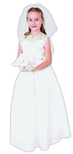 Cesar - F175-003 - Costume - Déguisement - Robe de Mariée Cintre - 8 à 10 ans