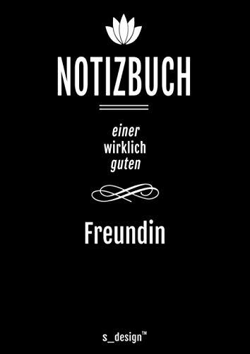 Notizbuch für Freunde / Freund / Freundin / Beste Freundin: Originelle Geschenk-Idee [120 Seiten kariertes DIN A4 blanko Papier]