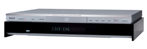 Best Prices! RCA DRC8000N Progressive-Scan DVD Recorder/Player