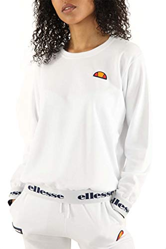 Ellesse Wn's SWS Col Rond 2, Sudadera - XS