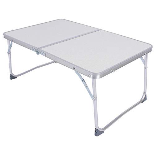 Ejoyous Mesa de Cama para portátil, Mesa Plegable de Aluminio Mesa de...