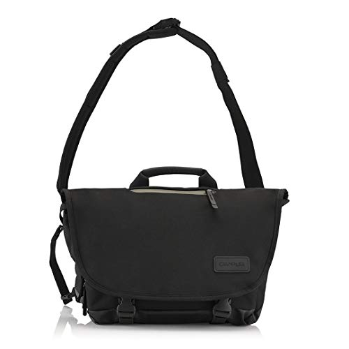 Crumpler The Chronicler aus 100% recycelten PET (rPET) Umhängetasche Sling Crossbody Bag...