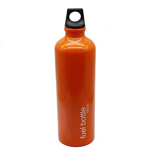 JoyFan Flüssigbrennstoff Flasche Motorrad Notfall Benzin Diesel Kerosin Alkohol Gas Tank Camping Öl Lagerung Kann 530 ml / 750 ml / 1000 ml