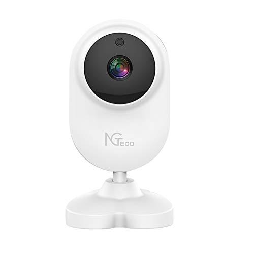 NGTeco C310 Cámara vigilancia WiFi IP Inteligente de Interior 1080p con visión Nocturna