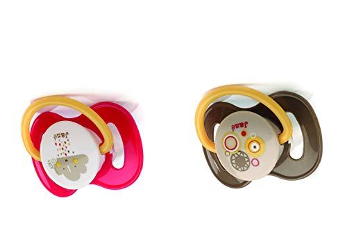 Janè 020173C01 Ciuccio anatomico in silicone