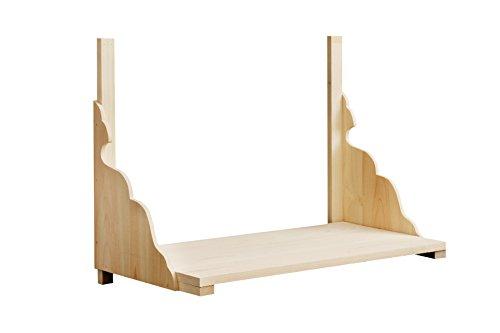 総ひのき 棚板 雲柄■ 中 ■ 低床型 神棚 対応 ■ 高さ45cm×幅61.5cm×奥行31.5cm 神棚板