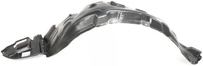 CPP Front Driver Side Left Splash Shield Fender Liner for 2003-2008 Toyota Corolla