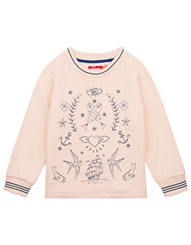Oilily Sweatshirt mit coolem Stick-Tattoo YS19GHJ203