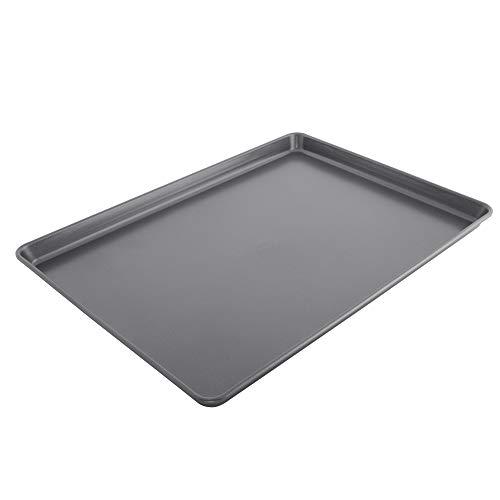 Chicago Metallic Non-Stick Extra Large Cookie Baking Sheet, 15'-by-21, Metallic Gray