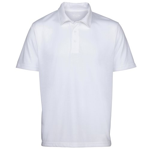 Awdis Polo Sport Just Sub by pour Homme (2XL) (Blanc)