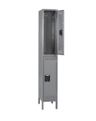 Tennsco DTS-121836-1 16 Gauge Steel Double Tier Locker, 12