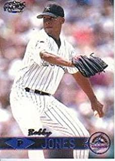 1999 Pacific Baseball Card #147 Bobby Jones