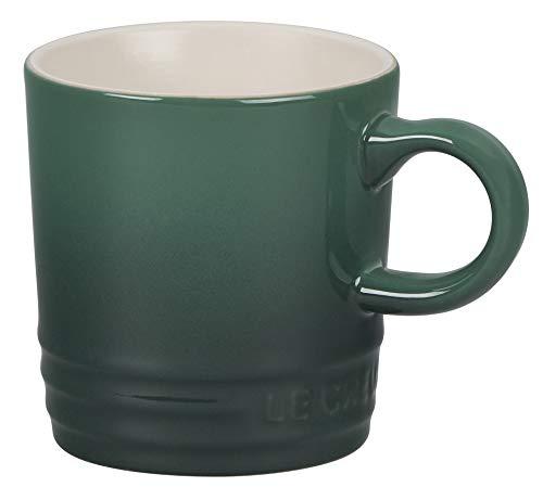 Le Creuset Stoneware Espresso Mug, 3-Ounce, Artichaut