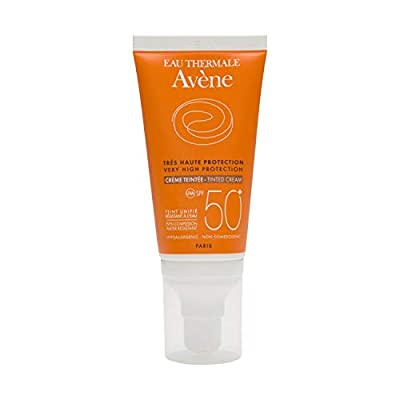 #MG AVENE Very High Protection Tinted Cream SPF50+ UVA 50ml -Even complexion Very high sun protection for sensitive skin on the face