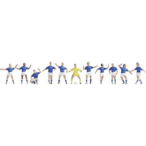 NOCH 15975 - Fußballteam Italien, Spur H0, bunt