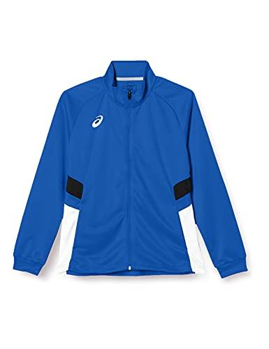 [アシックス] トレーニングウエア トレーニングジャケット(切替) 2031A648 [メンズ] アシックスブルー 日本 2XL (日本サイズ3L相当)