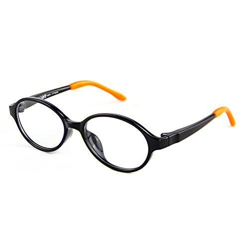 Cyxus Blaulichtfilter Brille für Kinder 3-8 Jahre alt TR90 Super Leicht Computerbrille PC Gaming Bluelight Filter [Kinderaugen schützen]