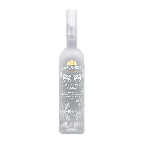 Laplandia Super Premium Vodka, 0,7l, 40% Vol.Alk.