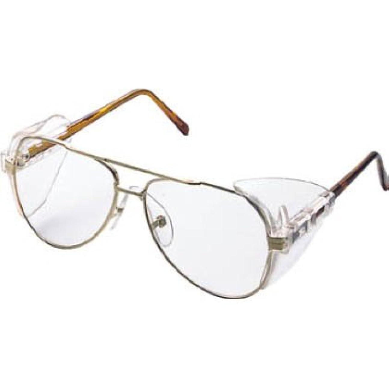 一威信魅力的であることへのアピールトラスコ中山/TRUSCO 二眼型セーフティグラス メタルフレームタイプ(1260723) MS-0106