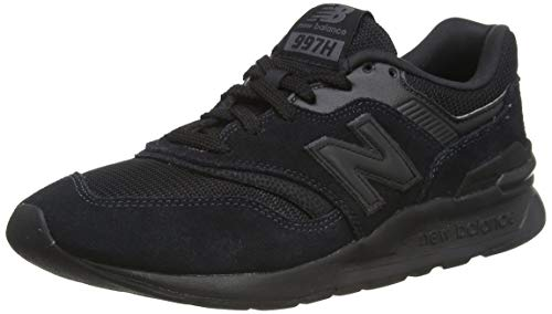 New Balance Herren 997H Core Trainers, Schwarz (Black), 41.5 EU