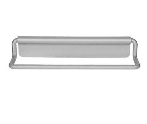 Toallero de plástico autoadhesivo para baño, estante de almacenamiento, zapatero de pared, toallero, organizador de cocina
