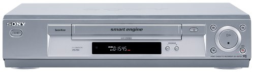 Sony SLV-SE730DS VHS Videoregistratore silber
